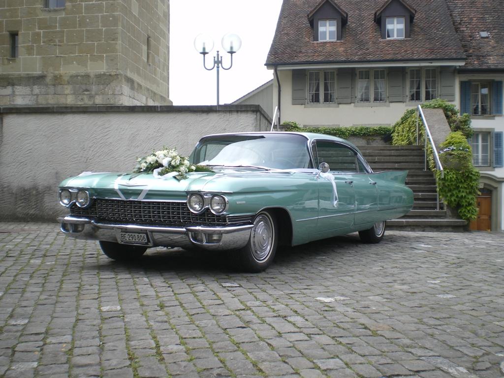 aus dem Hause Cadillac,